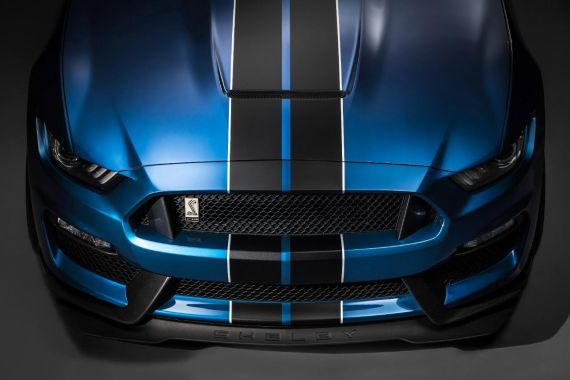 Shelby GT350R Mustang _12