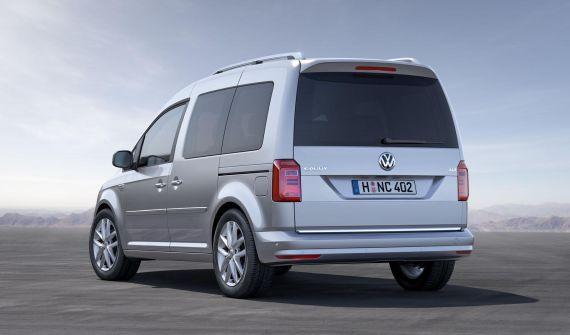 Volkswagen Caddy 04