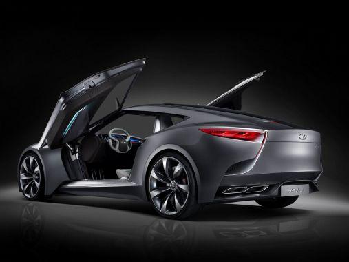 Hyundai HND-9 Venace Concept 2013 02