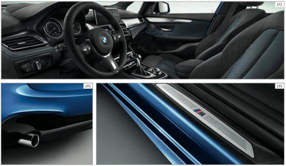 宝马2系GT M套件发布