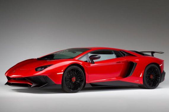 Lamborghini Aventador Super Veloce 03