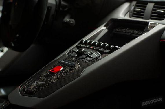 Lamborghini Aventador Super Veloce 12