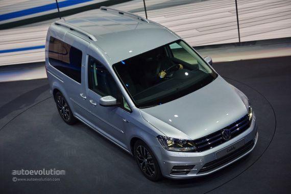 Volkswagen Caddy Live 07