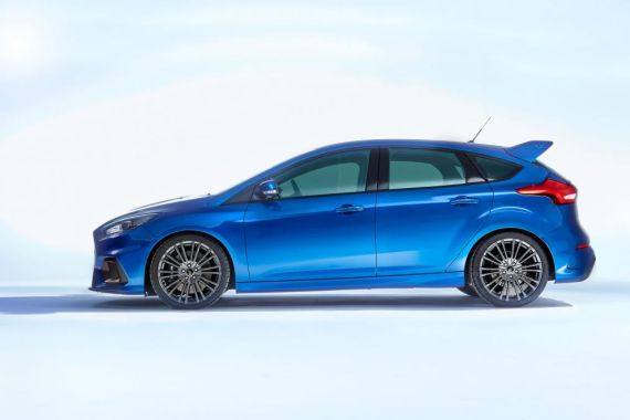 Ford Focus RS 05