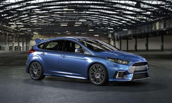 Ford Focus RS 07