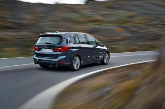 BMW 2 Series Gran Tourer 06