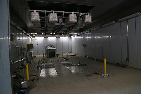 高海拔环境模拟试验室