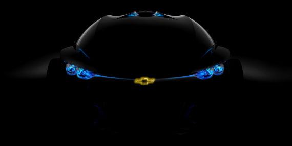 雪佛兰FNR探索电动概念车将全球首次亮相