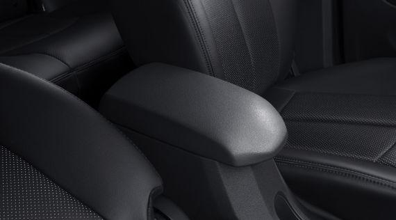 2015款海马M3新增的中央扶手
