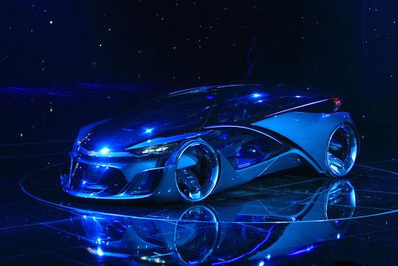 FNR电动概念车