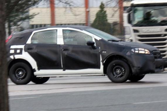 Fiat Bravo spy 02