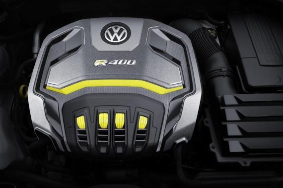 Volkswagen Golf R 400 concept 07