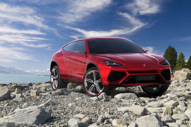 意大利政府鼓励兰博基尼本土生产Urus