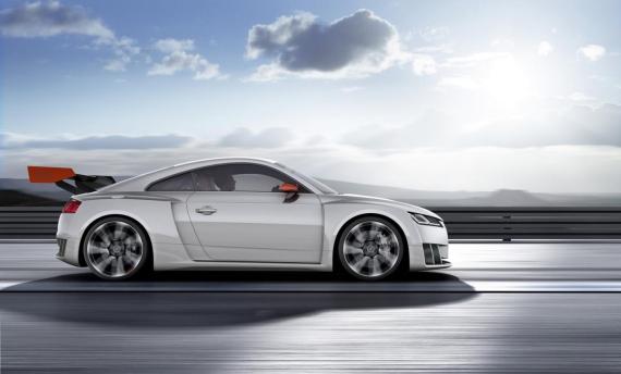 Audi TT Clubsport Turbo concept 02