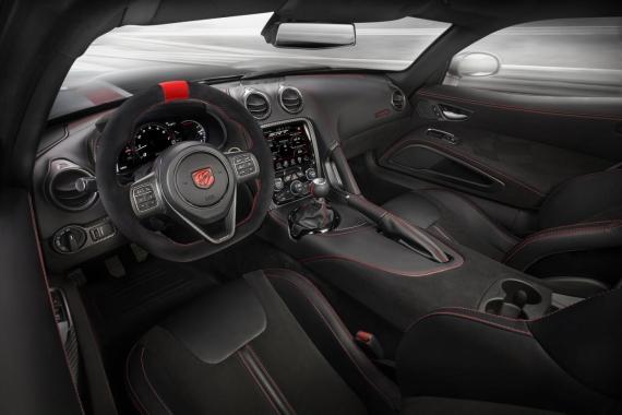 Dodge Viper ACR 07