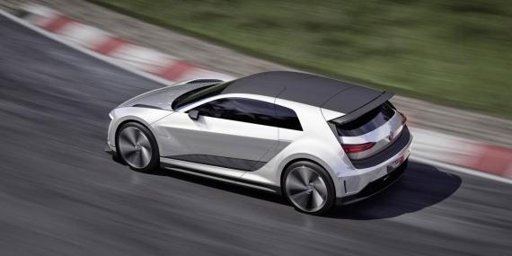 Volkswagen Golf GTE Sport concept 04