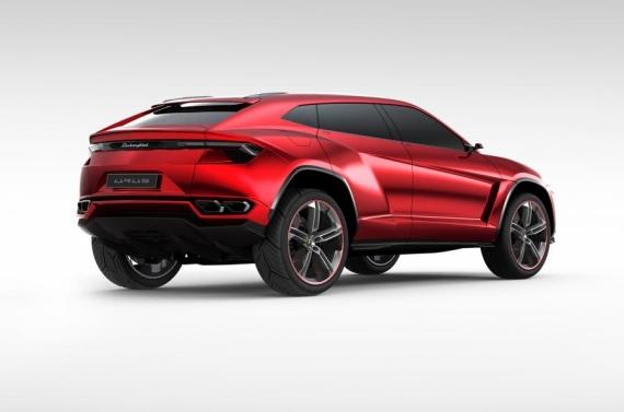 Lamborghini Urus concept 05