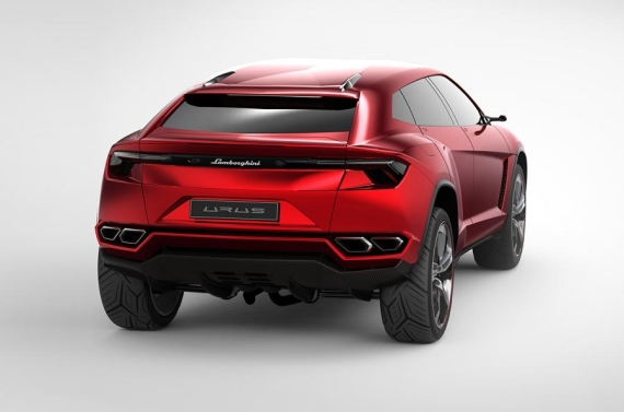 Lamborghini Urus concept 11