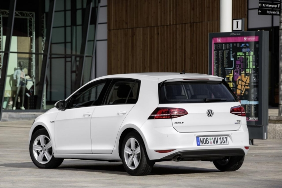 Volkswagen Golf TSI BlueMotion 07