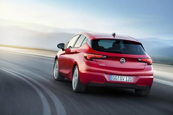 Opel Astra 05