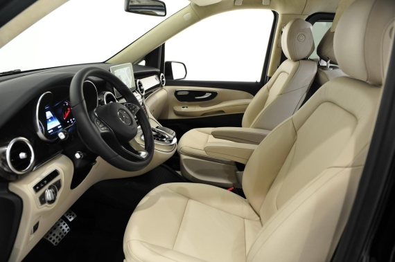 Mercedes V-Class by Brabus 09