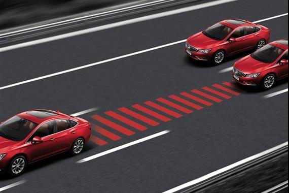 ACC全车速自适应巡航系统