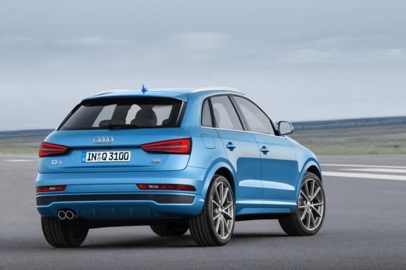 Audi Q3 facelift 03