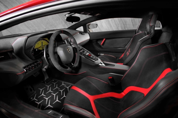 Lamborghini Aventador SV 07