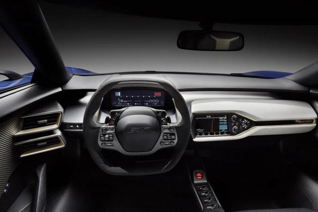 发动机数据曝光 2017福特GT强势来袭
