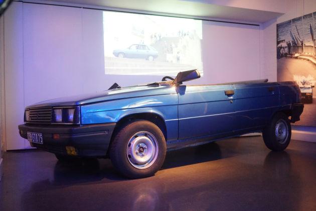 1985年《雷霆杀机》里被削了顶的雷诺11 TXE