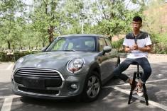 视频:[萝卜报告]之试驾Mini手动版