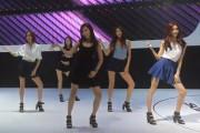 视频:2014广州车展现代展台车模倾巢而出