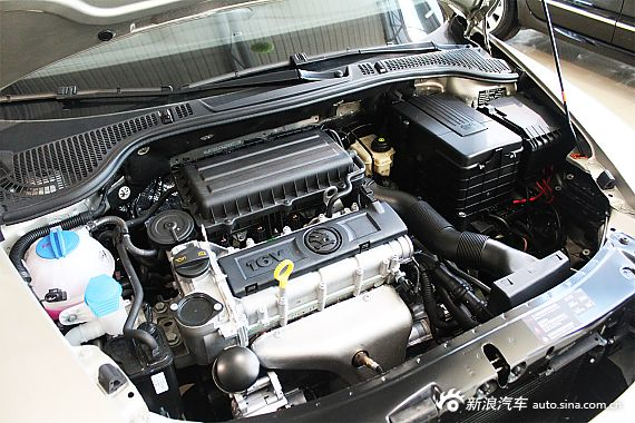 2014款上海大众斯柯达明锐1.6L自动逸致版