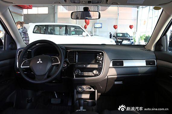2014款 欧蓝德 2.4L四驱豪华超值版 到店实拍