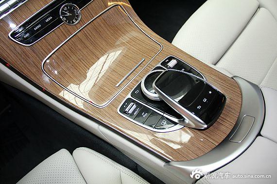 2014款 奔驰C200L 轿车 到店实拍
