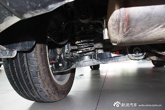 2015款北京现代ix25到店实拍