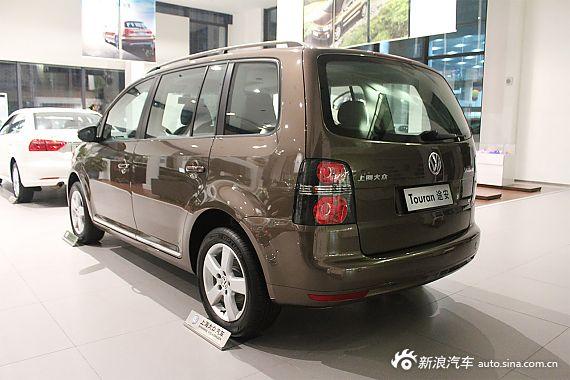 2013款上海大众途安1.4T自动舒适版5座