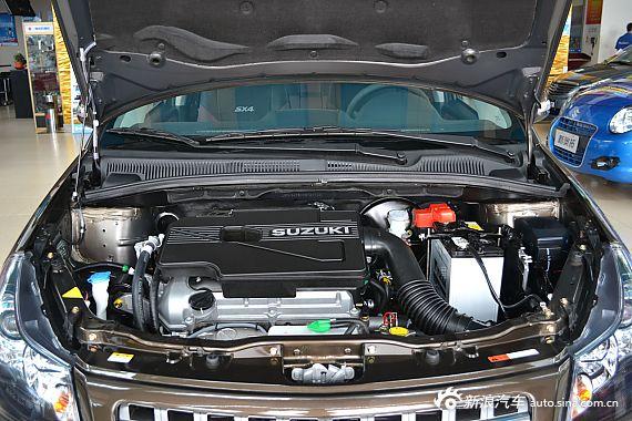 2012款天语SX4锐骑1.6L自动运动型