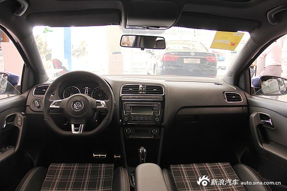 2012款Polo GTI 1.4T DSG