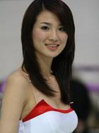 07上海车展模特美女