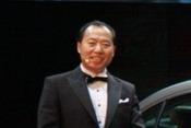 一汽大众销售总经理胡咏致辞