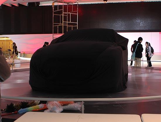 日产GT-R广州车展即将亮相