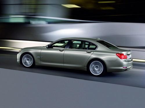 全新BMW730Li上市售价91.8万-101.8万元