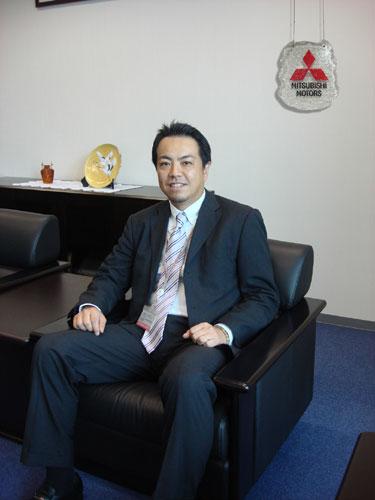 访三菱销售副总全新进口帕杰罗3.0即将上市