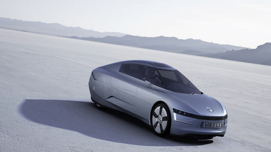 世界上最省油的汽车--L1全球首发