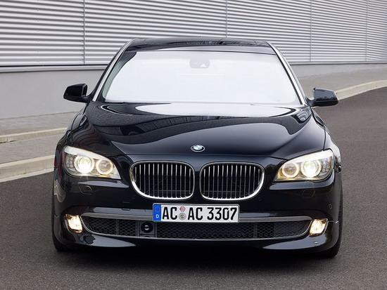 ACSchnitzer新BMW7系轿车挖掘低调的澎湃