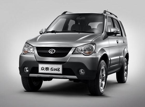 众泰5008最高优惠4500元江南奥托明年进京
