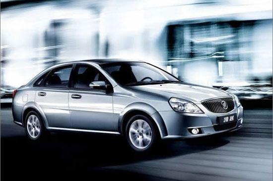 现车不全新凯越优惠1.2万最低售9.18万元
