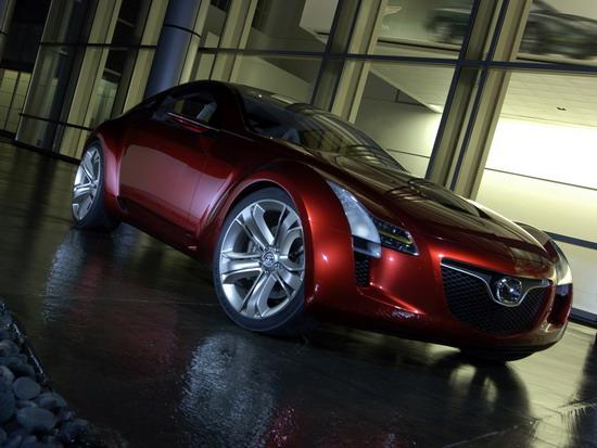 马自达设计师回归RX-7风格新款更显肌肉感