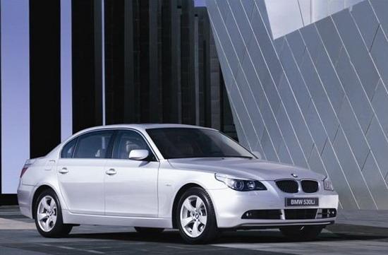 BMW530Li(图)
